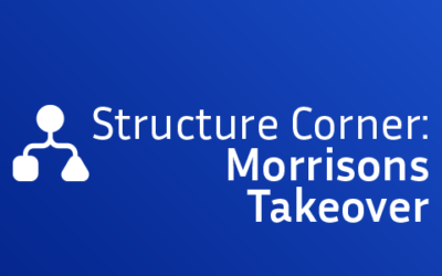 Structure Corner Spotlight: Morrisons Takeover