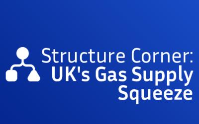 Structure Corner Spotlight: UK's Gas Supply Squeeze